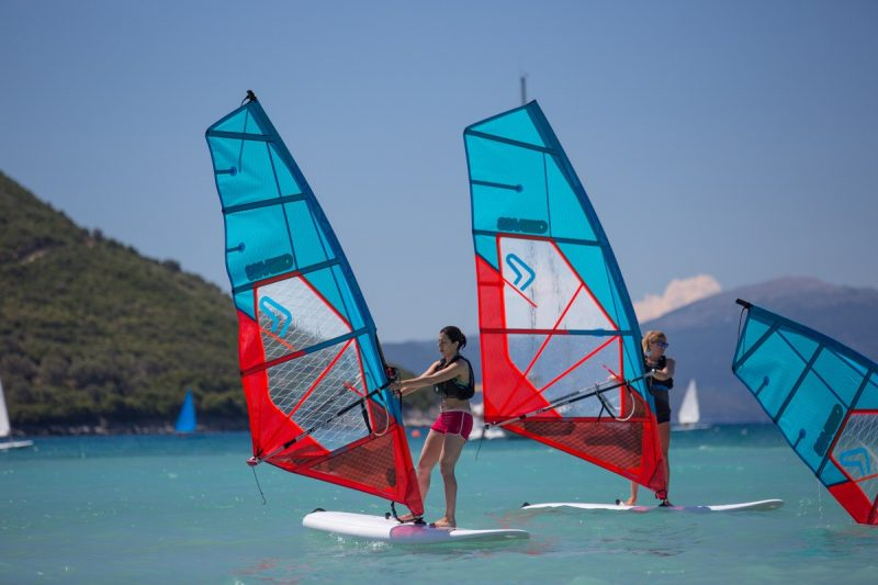 How Difficult is Windsurfing? | Club Vass | Windsurfing