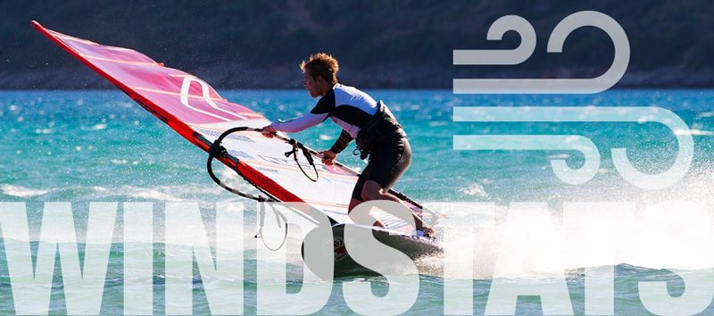 Learn to windsurfing