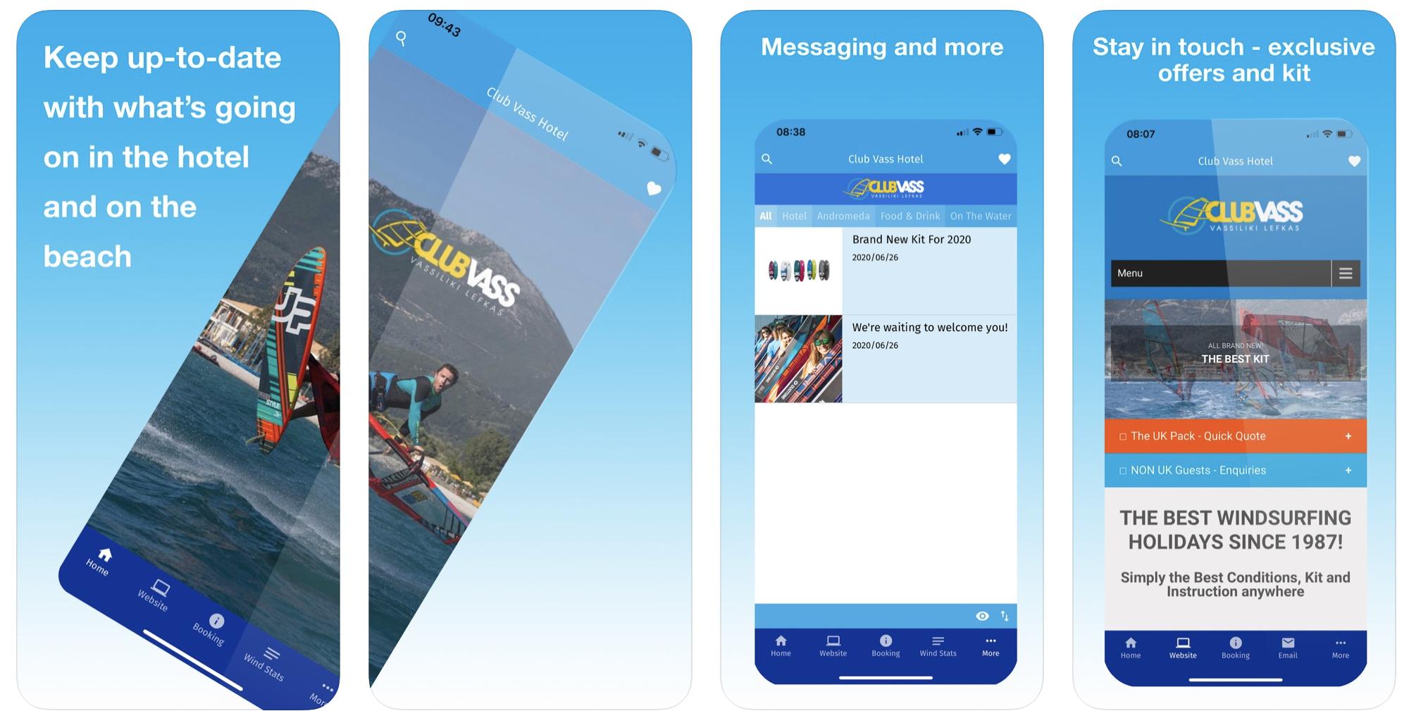 Guest Experience App ConciergePro.co